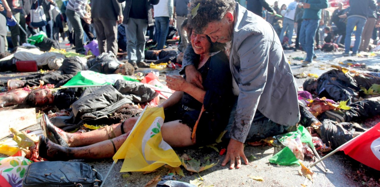 bombing the choice of many terrorist One year on what was the 2016 brussels terror attack, where did the bombings take place and how many people were killed.