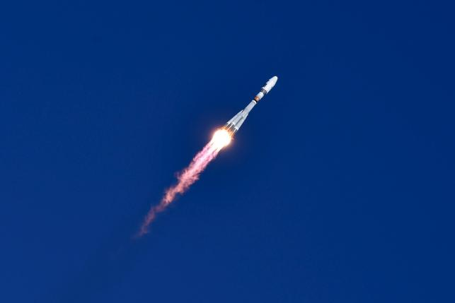 Запуск ракеты «Союз-2.1а» успешно произведен