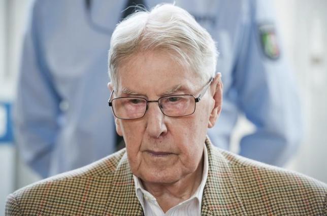 Бывший нацист ожидает суда в Германии