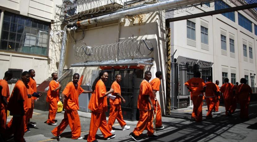 На Мадагаскаре произошел массовый побег заключенных