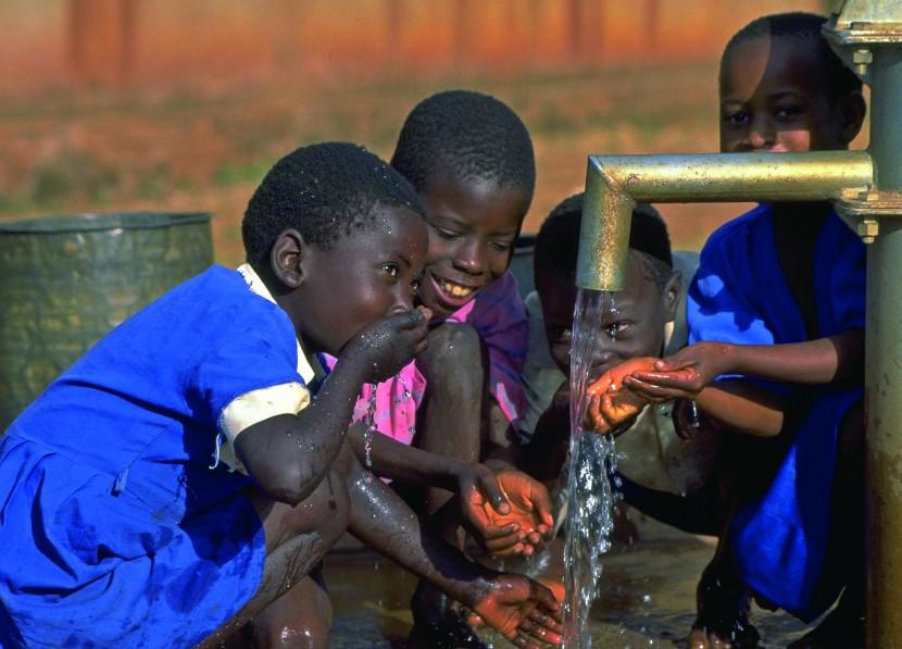 Буркина-Фасо переживает острую нехватку питьевой воды