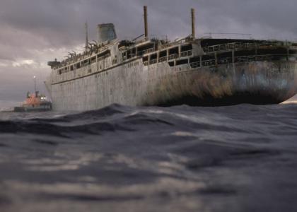 Корабль-призрак породил слухи о джихадистском вторжении