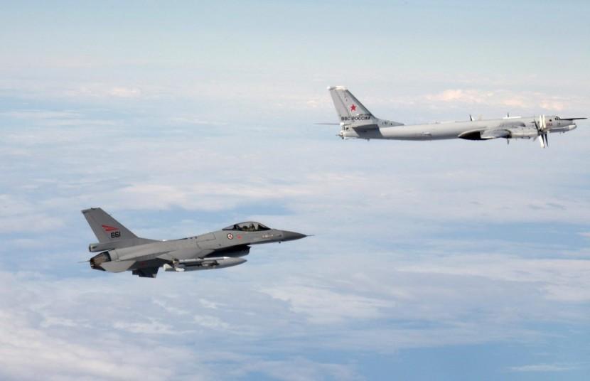 США обеспокоены агрессивным поведением российских военных
