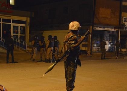 В Буркина-Фасо террористы атаковали полицейский участок