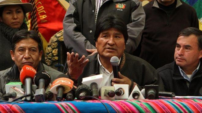 Боливию пугает разрастание военных баз Чили