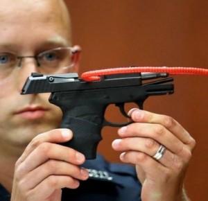 Пистолет, купленный за $350, перепродали за  $250000