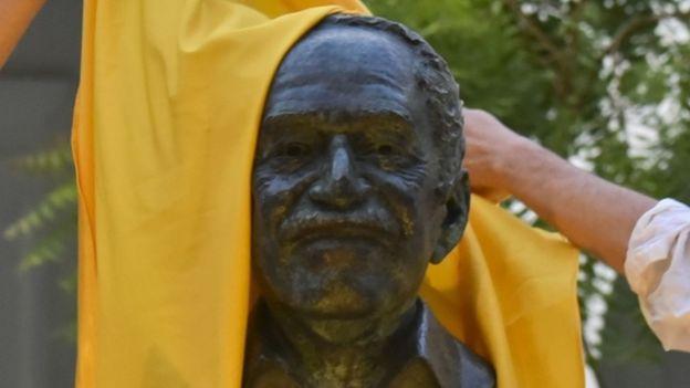 В Картахене захоронили прах Габлиэля Гарсиа Маркеса