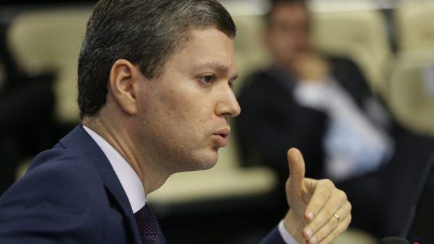 В Бразилии министр анти-коррупционер уличен в коррупции
