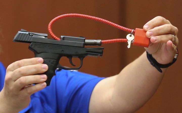 25 миллионов за пистолет убийцы афроамериканца