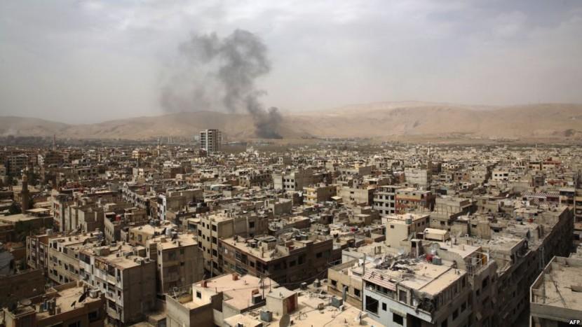 Столкновения в Алеппо принесли новые потери