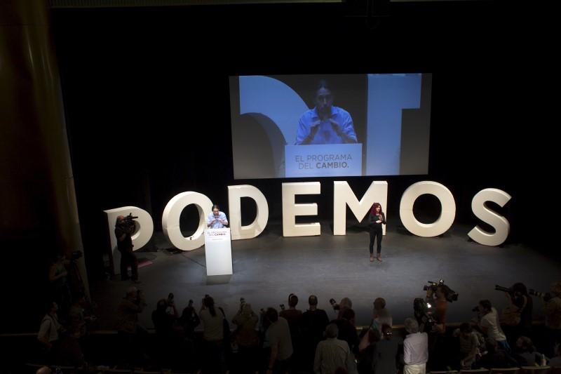 Партия Podemos одерживает верх в Испании