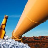 В Бельгии завершается строительство пивного трубопровода