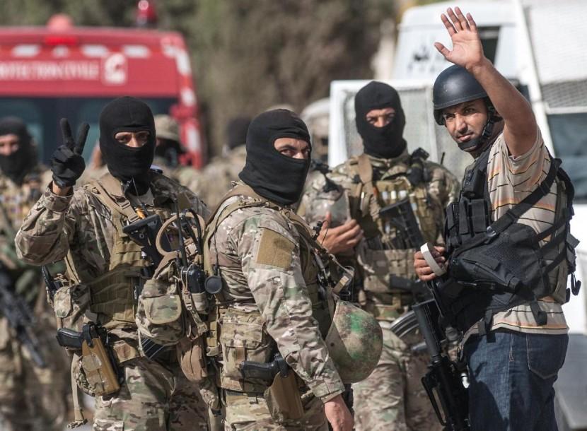 В Тунисе предотвращена серия готовящихся терактов