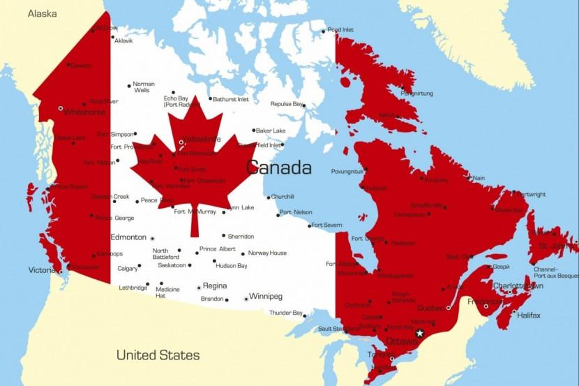 Канада была названа лучшей страной в мире