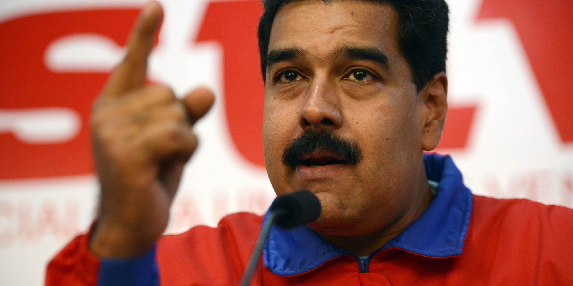 VENEZUELA-POLITICS-MADURO
