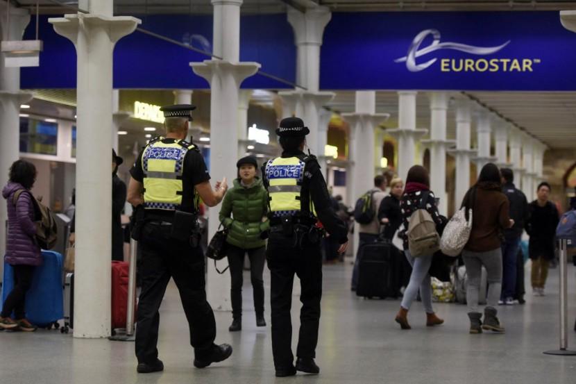 Количество пассажиров Eurostar снизилось после терактов