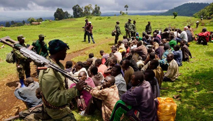 В ДРК зарубили 16 жителей деревни