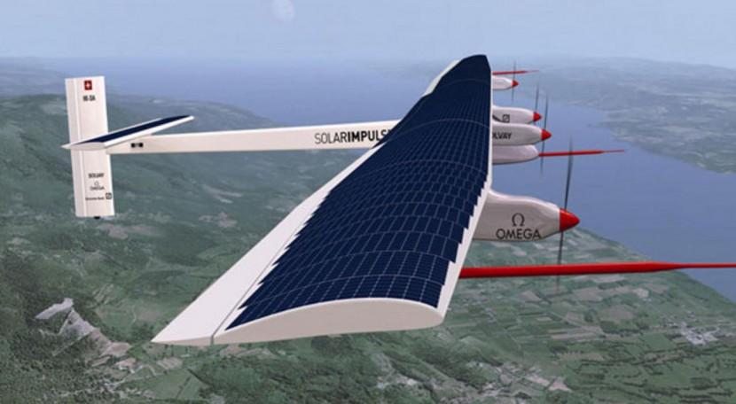 Solar Impulse 2 продолжает кругосветное путешествие