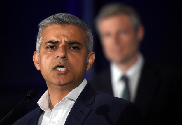 Садик Хан стал новым мэром Лондона