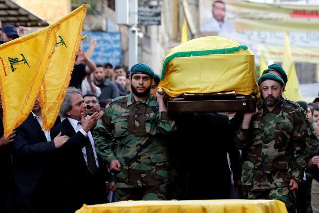 Хезболла сообщает о смерти Мустафы Бадреддина