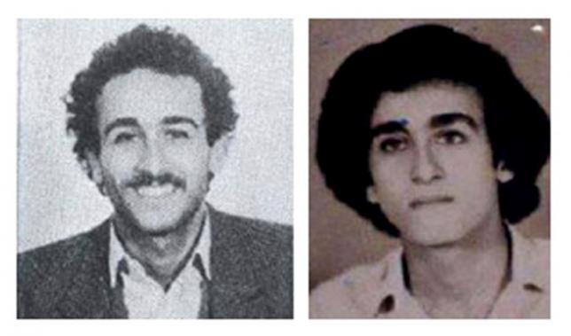 A combination picture of Mustafa Amine Badreddine, one of four men wanted for the assassination of Lebanon's assassinated former prime minister Rafik al-Hariri, is shown in this undated handout picture released at the Special Tribunal for Lebanon website