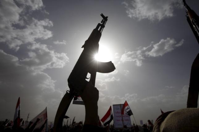 Группировка Хоути захватила йеменскую военную базу