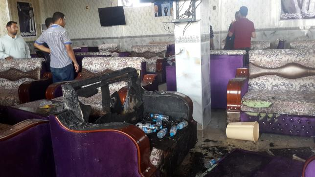 Исламское государство нанесло удар по городу Балад