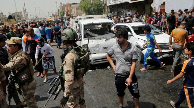В Багдаде произошел теракт