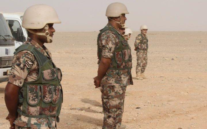В Иордании украли оружие у ЦРУ