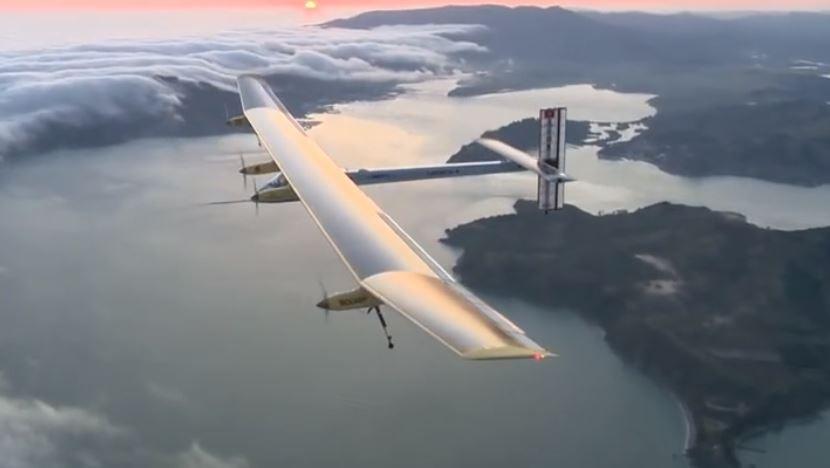 Solar Impulse 2 продолжает свое кругосветное путешествие