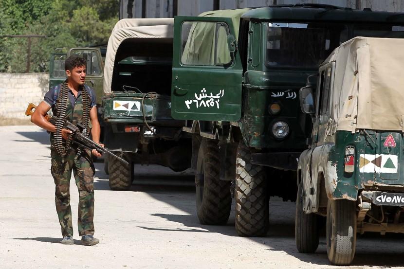 Правительственная армия захватила порт столицы ИГ в Ливии