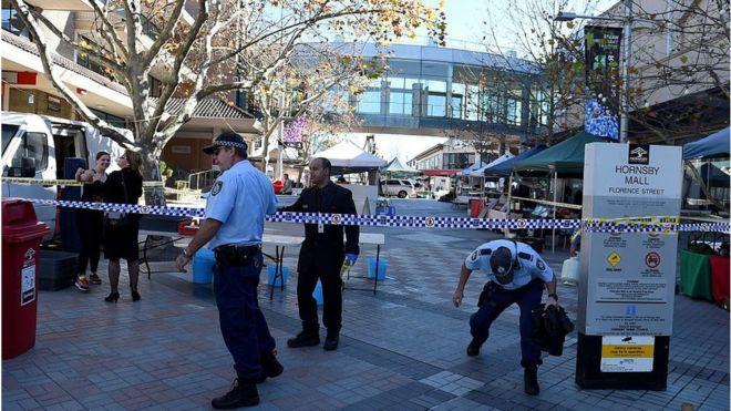 В Австралии при задержании исламиста подстрелили пенсионерок