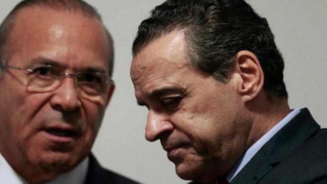 В Бразилии министр туризма подал в отставку