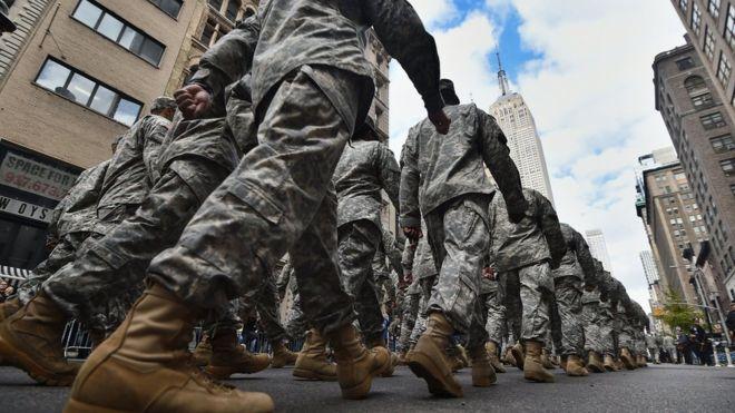 Пентагон разрешит трансгендерам служить в армии