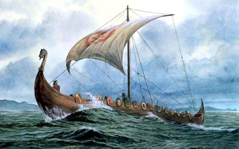 Викинги снова открыли Америку