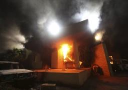 В Париже неизвестные устроили пожар в посольстве Конго