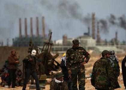 В Ливии правительственные войска добивают ИГИЛ