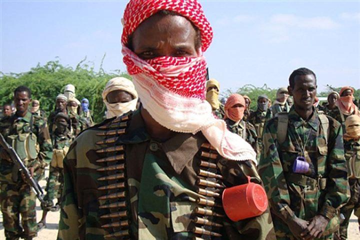 Боевики Аш Шабааб пытаются захватить власть в Сомали