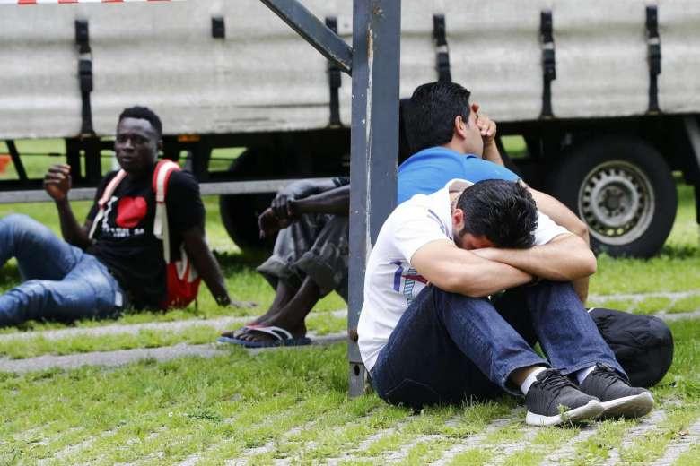Составлен отчет по преступлениям, совершенных мигрантами в Германии