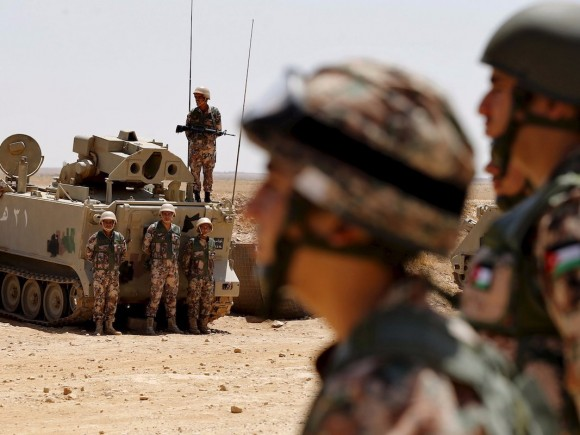 На границе Иордана произошел теракт