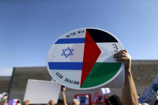 Франция намерена восстановить переговоры по израильско-палестинскому вопросу