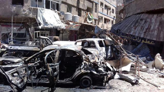 Боевики ИГ совершили теракт вблизи шиитского святилища в Дамаске