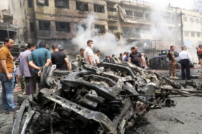 Осада города Фаллуджа иракскими войсками продолжается
