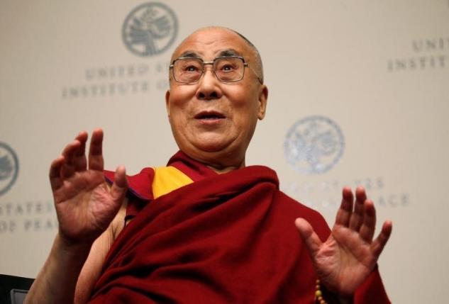 Китай обеспокоен предстоящей встречей Далай Лама с президентом США