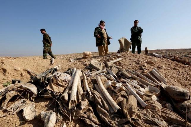 ИГ увеличивает темпы геноцида езидов в Сирии и Ираке