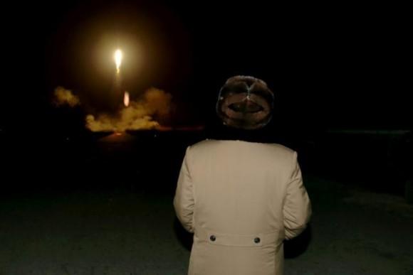 КНДР демонстрирует возможность атаковать позиции США в Тихом океане