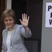 Шотландия желает остаться в ЕС