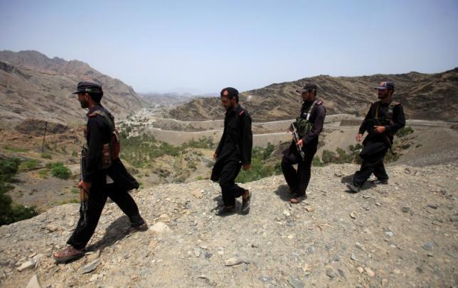 Оспариваемая пакистано-афганская граница вновь функционирует