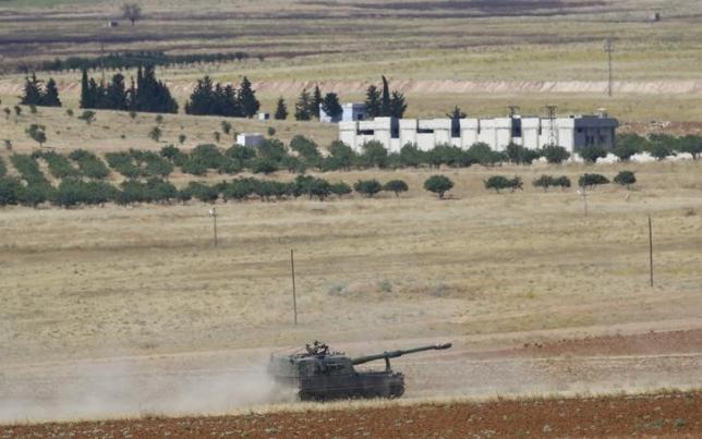 Турецкие силы уничтожили пятерых боевиков ИГ