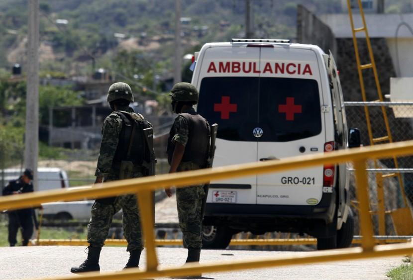 В Мексике горожане застрелили своего мэра